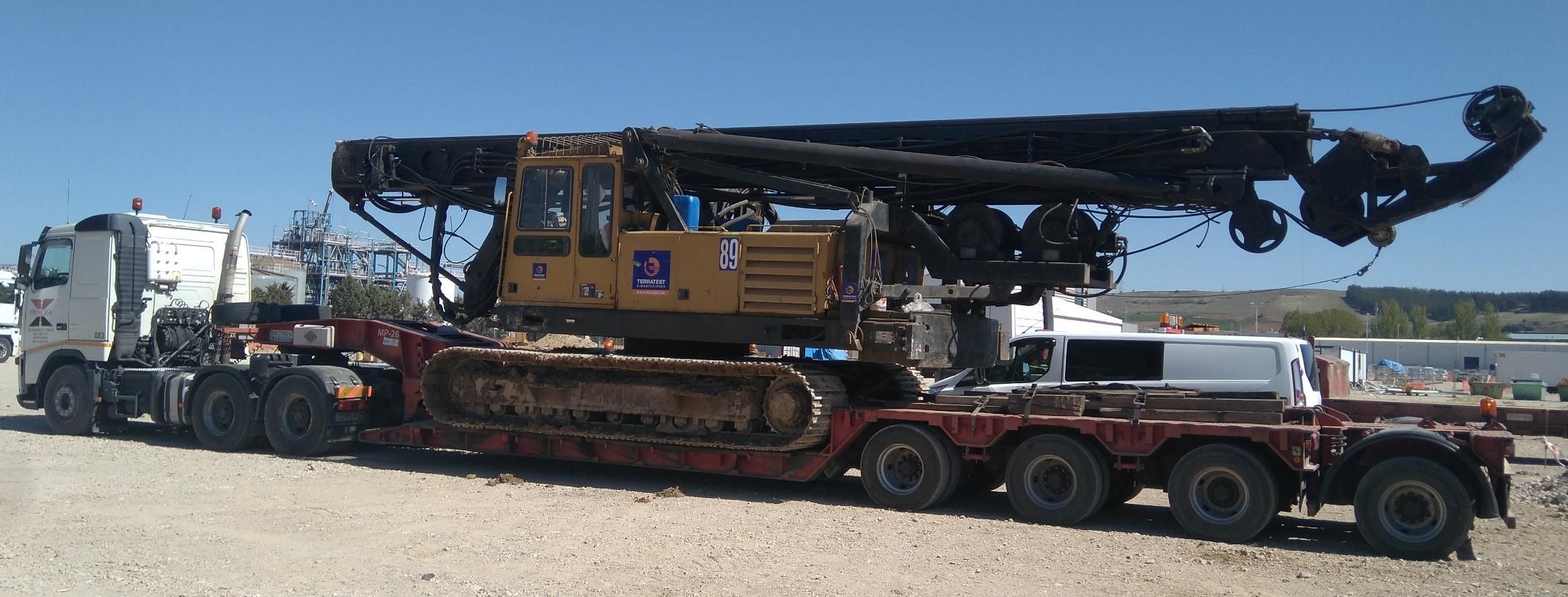 La empresa Transportes Truni opera en el mercado desde hace 35 años
